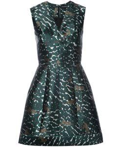 Yigal Azrouel | Расклешенное Платье С Леопардовым Принтом