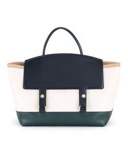 Sacai | Tri-Coloured Tote Bag