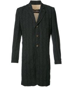 UMA WANG | Striped Coat Size Large