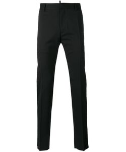 Dsquared2 | Admiral Trousers 52 Virgin Wool/Spandex/Elastane/Viscose/Polyester