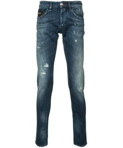 Philipp Plein | Sound Straight Leg Jeans