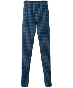 Pt01 | Cloqué Checked Trousers 50