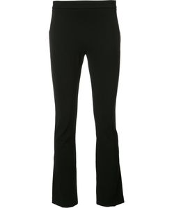 Givenchy | Zip Cuff Cropped Trousers 34 Viscose/Polyamide/Spandex/Elastane
