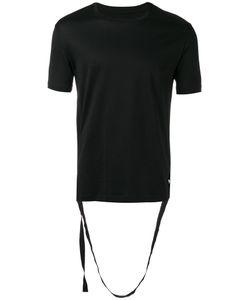 Les Hommes | Strap Detail T-Shirt Size Large