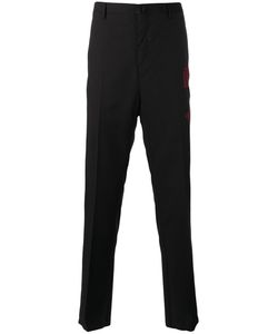 Lanvin | Arrow Stitch Trousers Size 50