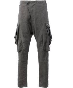 Masnada | Drop-Crotch Trousers 50