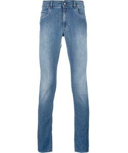 Fay | Straight-Leg Jeans 34 Cotton/Spandex/Elastane