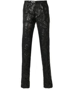 Christian Pellizzari | Paisley Pattern Trousers Men