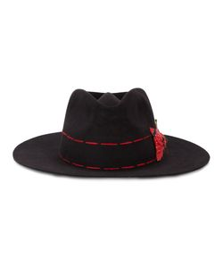 NICK FOUQUET | Ojo Caliente Stitched Hat Men Wool