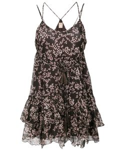 Pascal Millet | Print Flared Mini Dress Women
