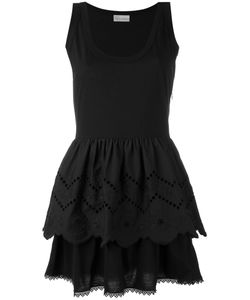 Red Valentino | Mini Peplum Dress