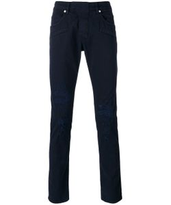 Pierre Balmain | Destroyed Knees Skinny Jeans