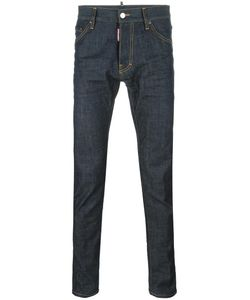 Dsquared2 | Skinny Jeans 48 Cotton/Spandex/Elastane