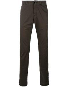 Lardini | Classic Chinos 48 Cotton/Spandex/Elastane/Polyester