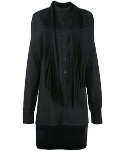 Masnada | High Low Shirt Dress