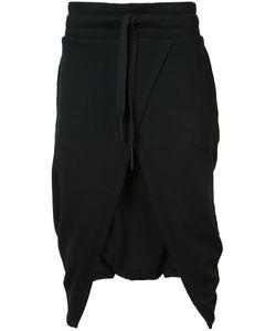 Barbara I Gongini | Drop-Crotch Wrap Shorts