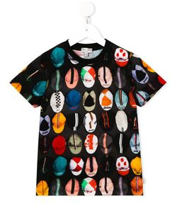 Paul Smith Junior | Cap Print T-Shirt 8 Yrs