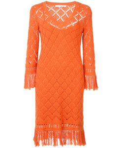 Trina Turk | Crocheted Dress S