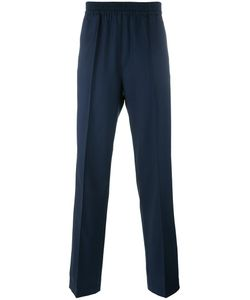 MSGM | Regular Track Pants 48 Virgin Wool/Spandex/Elastane/Cotton
