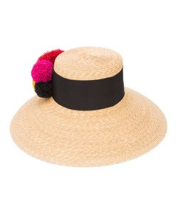 Eugenia Kim | Pompom Embellished Hat