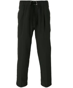 Diesel | Pleat Detail Cropped Trousers