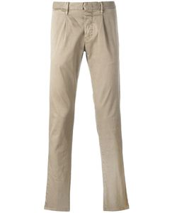 Incotex | Slim-Fit Trousers 34 Cotton/Spandex/Elastane