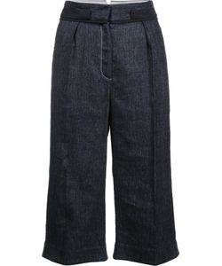 Maiyet | Gaucho Trousers 0 Linen/Flax/Spandex/Elastane/Viscose