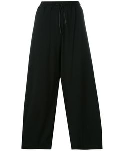 Isabel Benenato | Drawstring Cropped Trousers 40