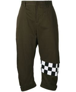 Dsquared2 | Cropped Cargo Trousers Size 40