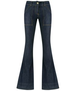 Andrea Bogosian | Flared Denim Pants Size G