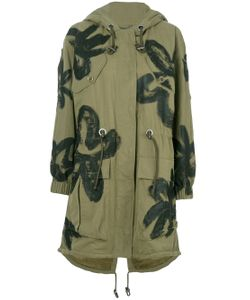 Moschino | Painted Parka