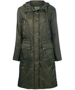 SEMPACH | Zip Up Hooded Padded Coat Women