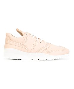 Filling Pieces | Lace-Up Sneakers 40 Calf Leather/Leather/Rubber