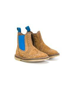 Pèpè | Brogue Detailing Boots 34