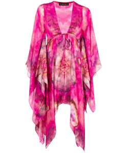 Plein Sud | Printed Beach Dress