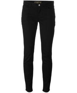 Dolce & Gabbana | Skinny Jeans 42 Cotton/Spandex/Elastane/Calf Leather