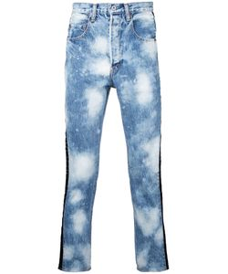 Doublet | Bleached Jeans Large Cotton