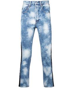 Doublet | Bleached Jeans Large Cotton