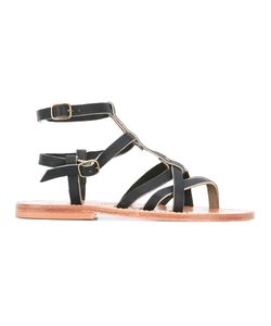 K. Jacques | Larissa Sandals 41 Leather