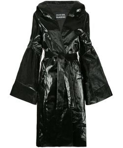 MICOL RAGNI   Long Bell Sleeve Jacket Women