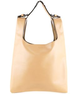 Moschino   Two-Tone Bag Calf Leather