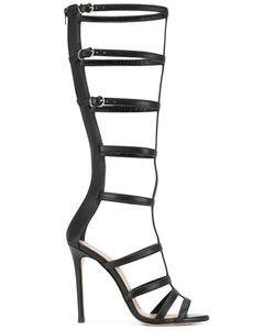 Marc Ellis   Strappy Stiletto Sandals Size 39