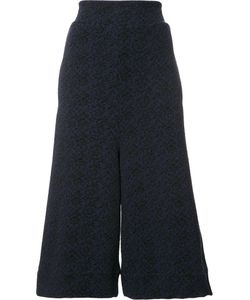 Vivienne Westwood Anglomania | Fla Cropped Trousers Medium Cotton/