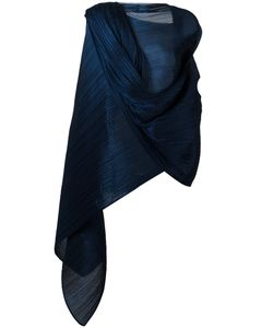 PLEATS PLEASE BY ISSEY MIYAKE | Pleated Scarf Silk