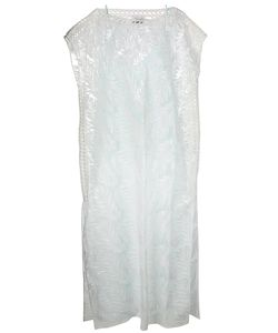 SI-JAY | Embroidered Maxi Dress Size 44