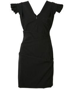 Preen By Thornton Bregazzi | Ruffled Sleeve Dress