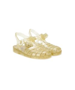 Little Marc Jacobs | Glitter Jelly Shoes 28