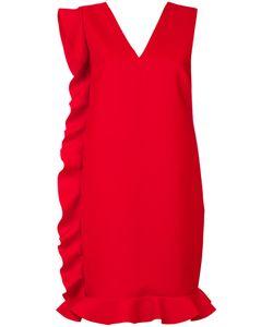 MSGM | Платье С Оборками