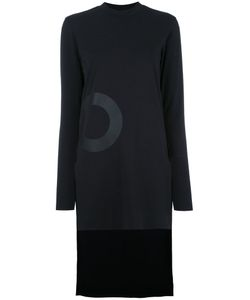 Y-3 | High Low Hem Sweatshirt Small Cotton/Spandex/Elastane