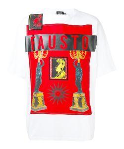 Fausto Puglisi   Block Print T-Shirt